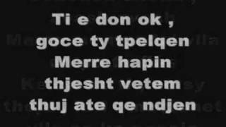 STINE - ME PELQEN (LYRICS) - YouTube.flv