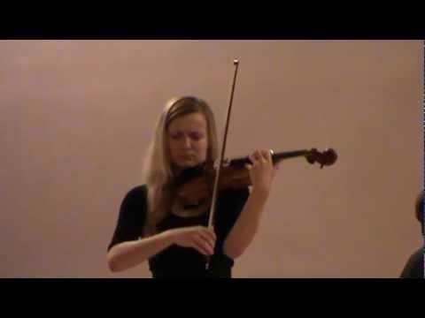 P. de Sarasate: Zigeunerweisen (Gypsy Airs), Op. 20