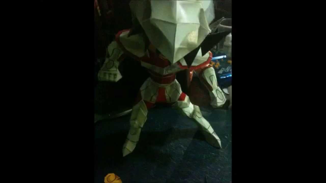 Papercraft Papercraft seiya