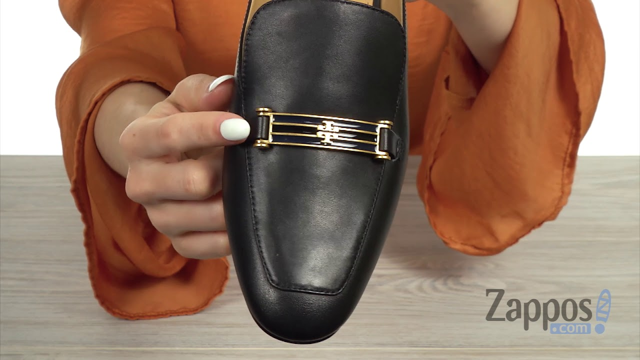 4058a4627 Tory Burch Amelia Backless Loafer SKU  9137484 - YouTube
