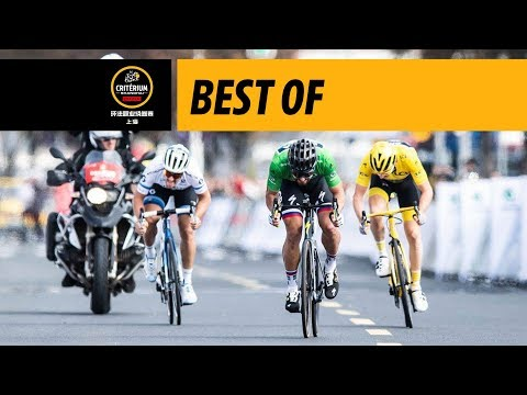 Best of – 2018 Tour de France Škoda China Critérium