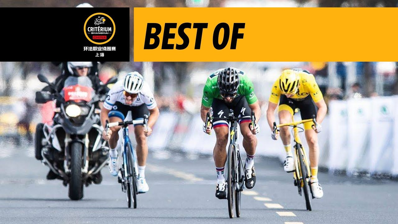 Best of - 2018 Tour de France Škoda Shanghai Critérium