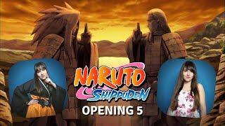NARUTO SHIPPUDEN OP. 5 ✿ Hotaru no Hikari (Cover by Iria)