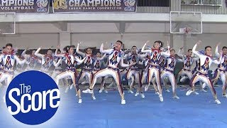 What's Your Favorite NU Pep Squad Routine? | The Score