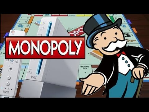 All Monopoly Games for Wii Review