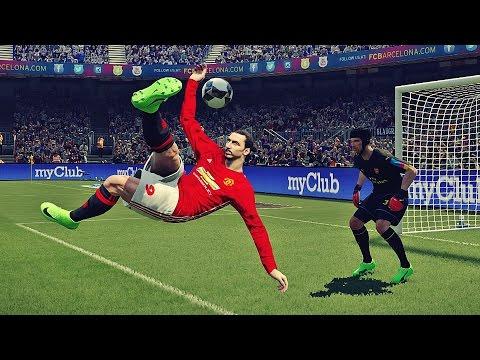 PES 2017 - Goals & Skills Compilation #9 HD 1080P 60FPS