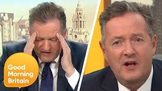 Download Piers Morgan's Most Fiery Moments | Good Morning Britain Mp3 and Videos