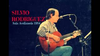 SILVIO RODRIGUEZ CONCIERTO  SALA AVELLANEDA 3 ABRIL 1983 HD FULL ALBUM