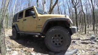 Rausch Creek April 25, 2015