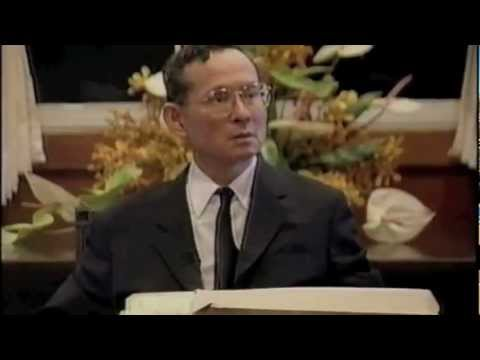 Thai Floods 1995, the technique suggested by King Bhumibol