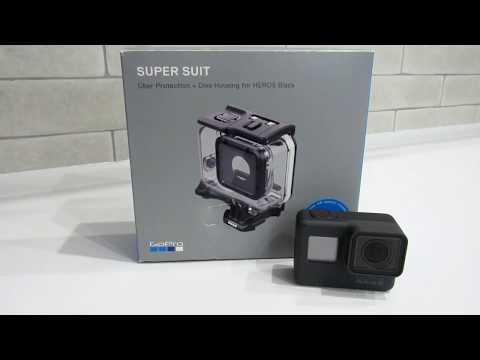 Защитный бокс для GoPro  водонепроницаемый
