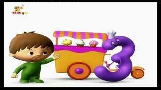 Video BABYTV - CHARLIE Y LOS NUMEROS - El 3 (español de España) download MP3, 3GP, MP4, WEBM, AVI, FLV Juli 2018