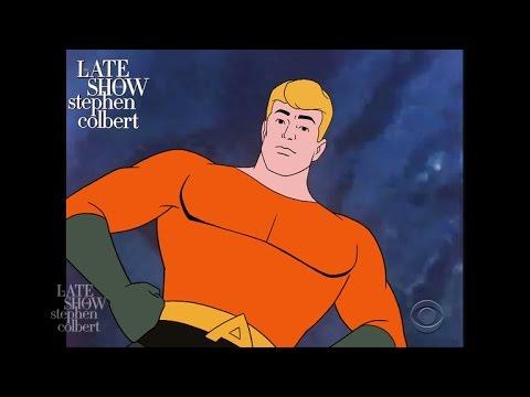 Aquaman Applauds Trump's Paris Agreement Decision