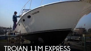 [SOLD] Used 1989 Trojan 11M Express in Dunedin, Florida