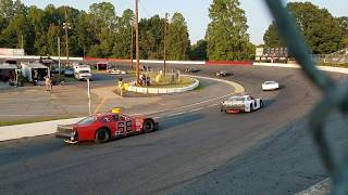 Caraway Speedway 9/4/2017 - 40 lap Charger race