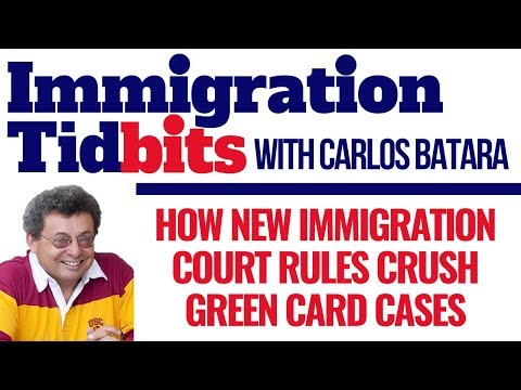 Immigration Law 2018: How New Immigration Hearing Rules Will Affect Removal Proceedings