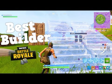 The BEST Fortnite Builder on Console?