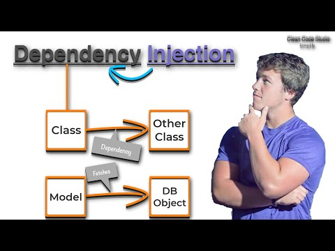 Dependency Injection (Simplified)