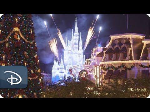 Magic Kingdom Park Transforms for the Holiday Season | Walt Disney World
