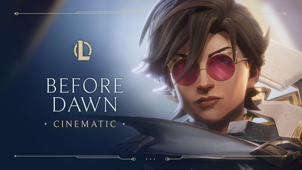 Before Dawn | Sentinels of Light 2021 Cinematic - League of Legends