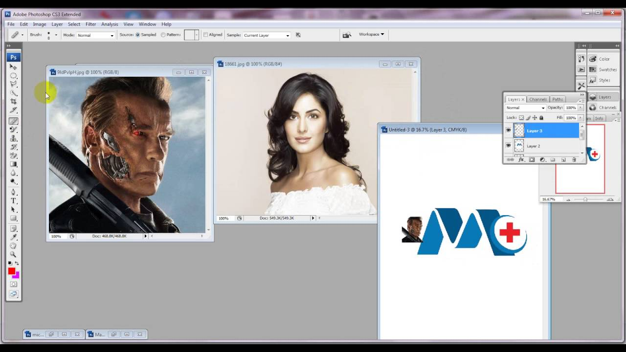 Photoshop cs3 in one tutorial bangla youtube photoshop cs3 in one tutorial bangla baditri Choice Image
