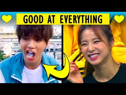 [BTS] Proof That Jungkook Is Good At Everything #3
