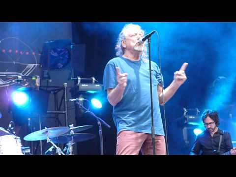 Robert Plant and The Sensational Space Shifters Dresden 2014