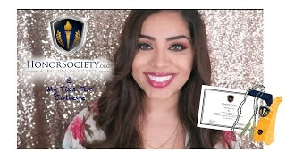 HonorSociety.org & My Tips For College YouTube Videos