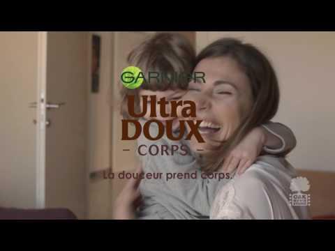 Garnier Ultra Doux Corps La Douceur prends corps