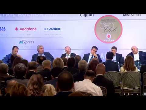 CEO Club / Retail Agenda 2016 Toplantısı – 18.08.2016 / Bölüm 2 (Full versiyon)