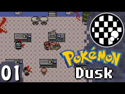 Pokemon Dusk | PART 1 | RPG Maker Horror