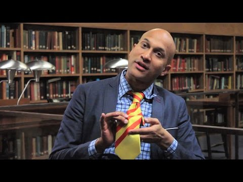 Interview with Keegan-Michael Key (On Harvard Time)