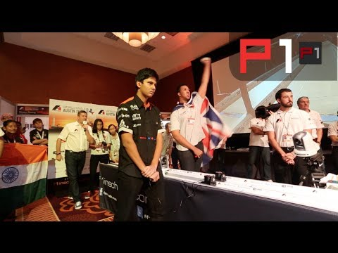 F1 in Schools World Finals knockout races