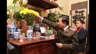 Đời tư của Bộ trưởng Công An Thượng tướng Tô Lâm   Chất văn trong tâm hồn vị tướng võ