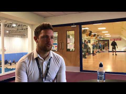 Garioch Sports Centre - Ongoing barriers to running a sustainable sports facility