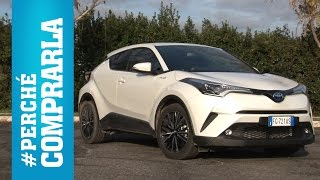 Toyota C-HR | Perché comprarla… e perché no