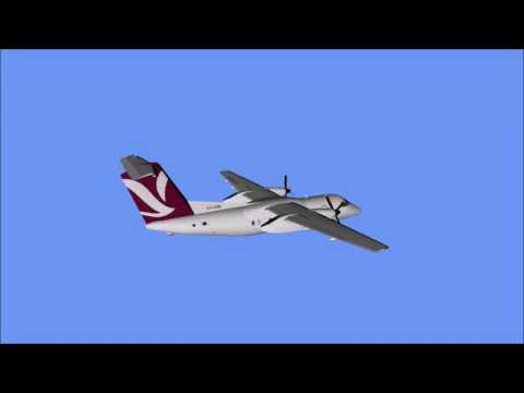 Skytrans Airlines - Bombardier Dash 8-100