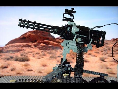 paintball minigun how to build