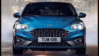 2020 Ford Focus ST – Interior, Exterior and Drive