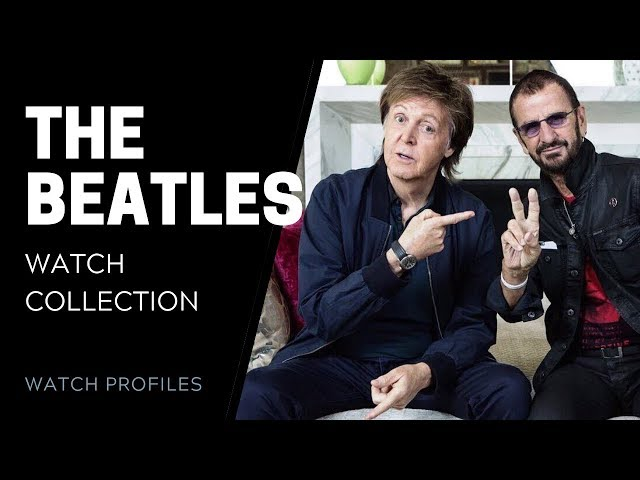 The Watches of The Beatles   SwissWatchExpo [Watch Collection]