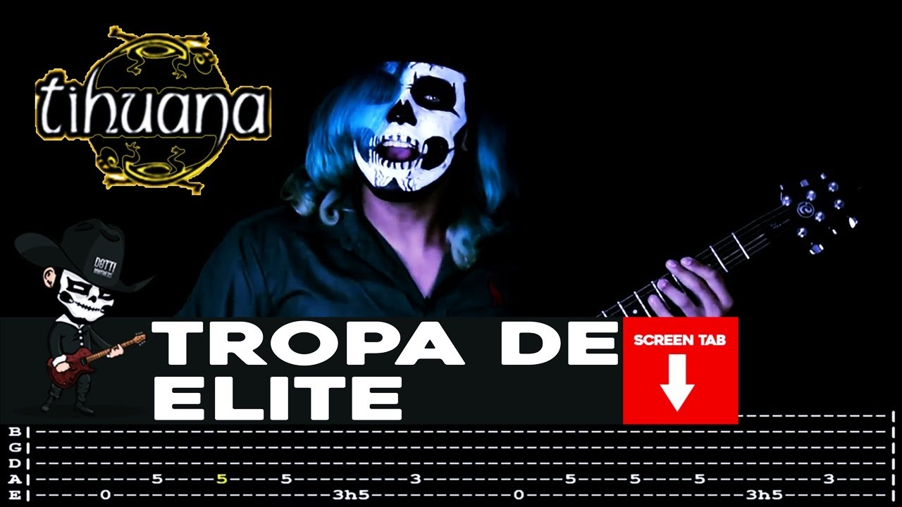 GRATUITO TIHUANA ELITE MUSICA GRATIS DOWNLOAD DE TROPA