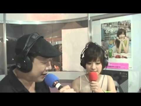 2012年09月07日 ICRT FM100 Jockey Joe's interview with Sharon Kwan關詩敏