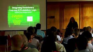 AGI-15 Ben Goertzel - Scientific Inference via Synergy of Probabilistic Logic and Evolutionary PR