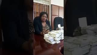 fake Zambian money