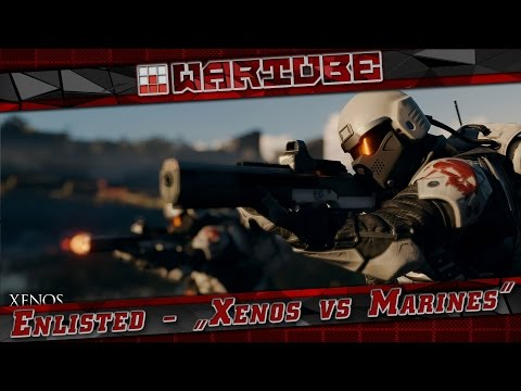 Enlisted - КУДА ДЕЛИ БАБЛО? Xenos vs Marines