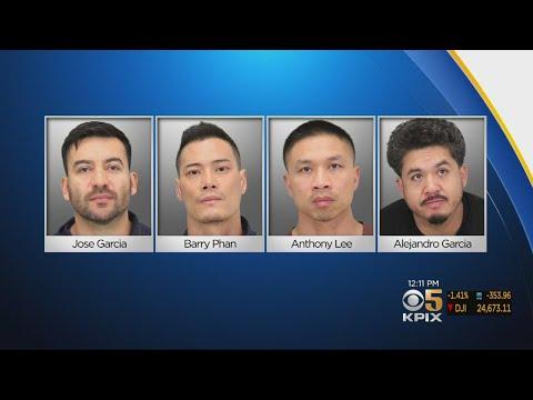 San Jose Police Release More Details On Bust Of Large Drug Operation Last Week
