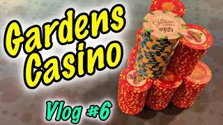 Action at The Gardens... | Poker Vlog #6