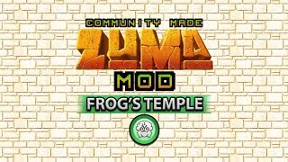 Community Made Zuma Mod: Frog's Temple coming soon! (Reveal Trailer)