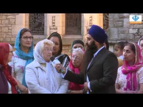 081017 Sikh Channel Special: Sunderland War Memorial Restoration