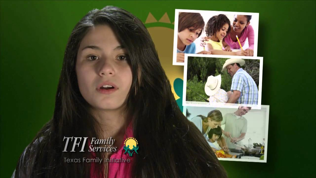 TFI Texas - Become a foster parent today! - YouTube